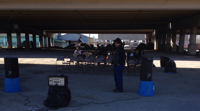 Mercy Chefs Dallas Homeless Outreach — 1/18/2015